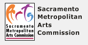 Sac Metro Arts Commission logo